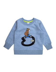 Newborn Sweatshirt mit Print