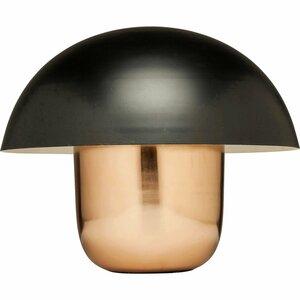 KARE Tischleuchte   Mushroom Cooper-Black