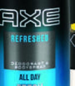 AXE Deospray