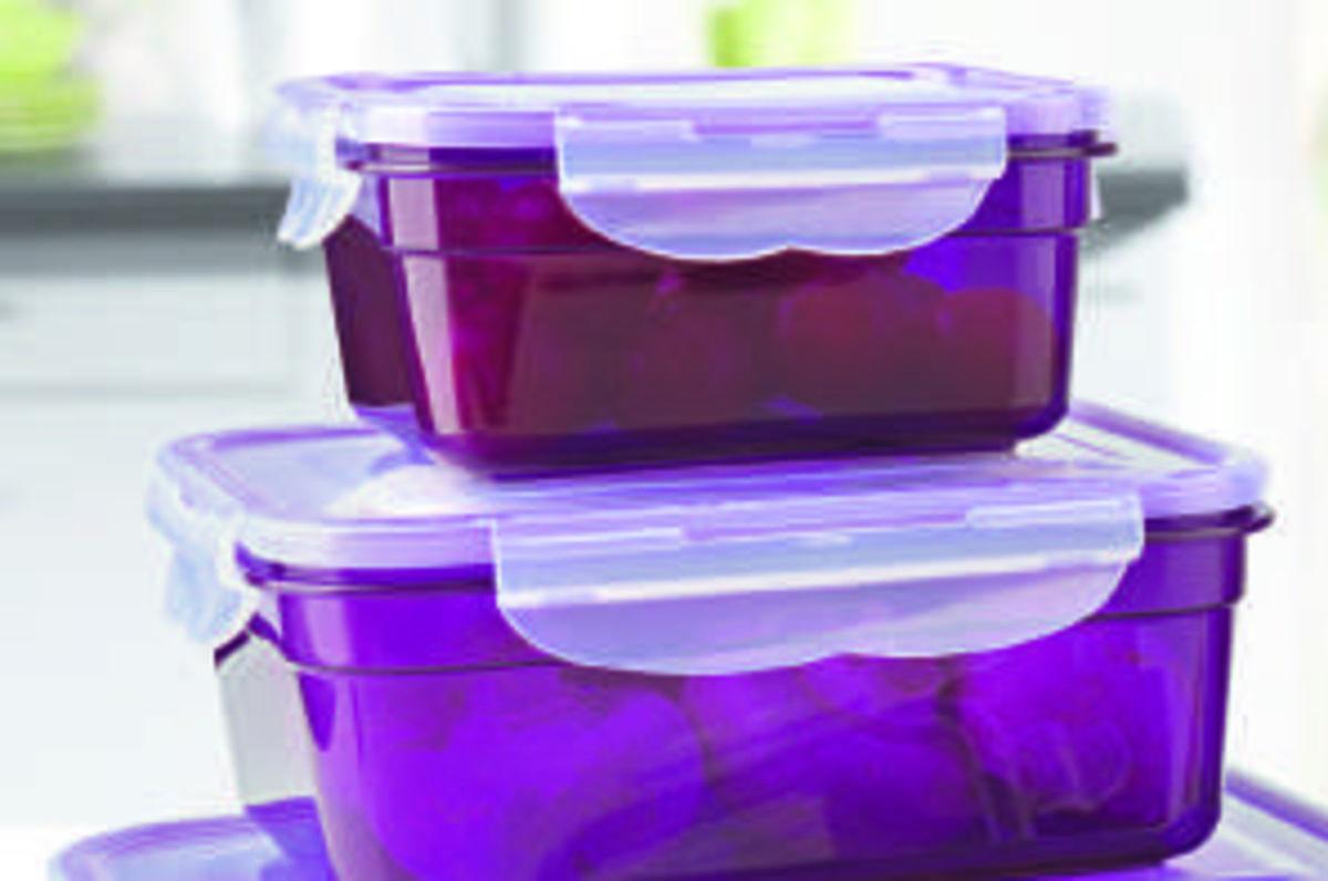 Bild 1 von GOURMETmaxx Frischhaltedosen-Set 14teilig