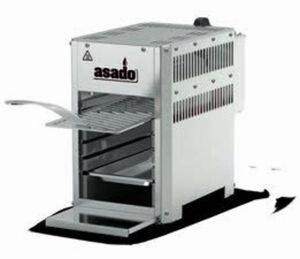 Oberhitze-Gasgrill »asado® 800° Compact«