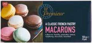 Premieur Macarons