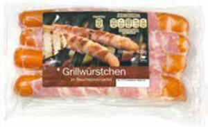 Pommernland Grillwürstchen mit Speck