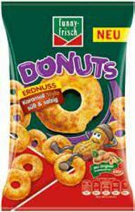 funny-frisch Donuts Erdnussflips