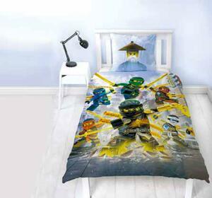 LEGO Ninjago Wende-Bettwäsche
