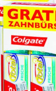 Colgate Zahncreme-Set