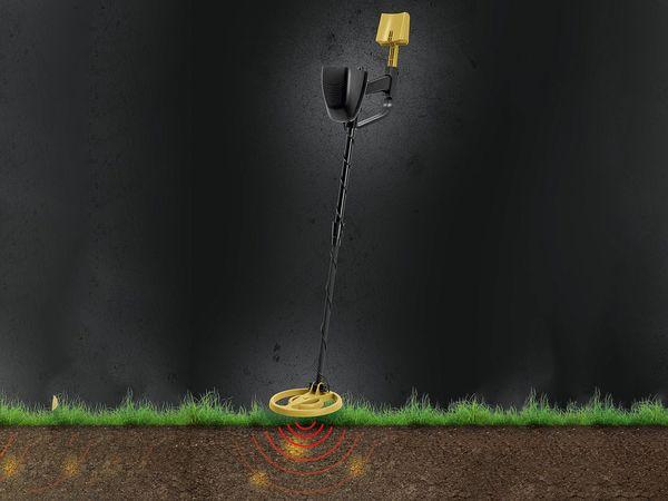 Lidl Metalldetektor