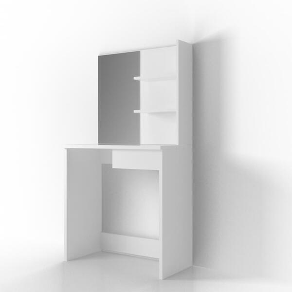 spiegel weiss hochglanz. Black Bedroom Furniture Sets. Home Design Ideas