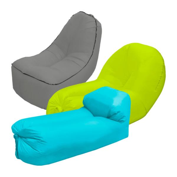 FUN CAMP Air Chair / Air Lounger von Aldi Nord ansehen!