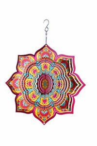 "Windspiel ""Mandala Blume"""