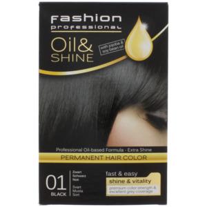 Fashion Professional Haarcoloration Oil & Shine