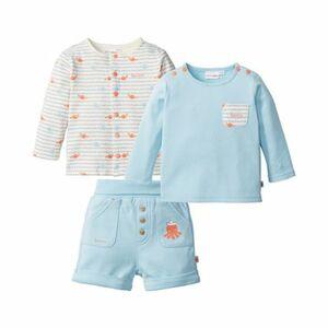 Bornino  SEASIDE 3-tlg. Set Jacke, Shirt langarm und Shorts