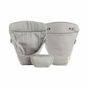 Ergobaby®  ORIGINAL Neugeborenen-Einsatz Easy Snug Original für Babytrage grey