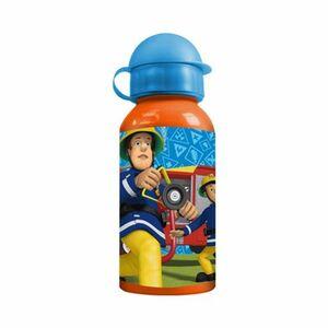 Feuerwehrmann Sam Alu-Trinkflasche 0,4 l