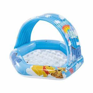 Intex  DISNEY WINNIE PUUH Baby-Pool mit aufblasbarem Boden