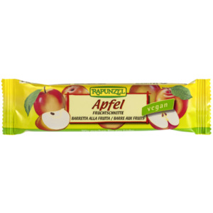 Rapunzel Bio Fruchtschnitte Apfel 40 g
