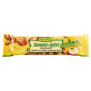 Rapunzel Bio Fruchtschnitte Banane-Apfel 40 g
