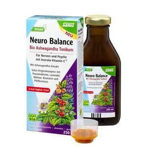 Salus Bio Neuro Balance Ashwagandha Tonikum 250 ml