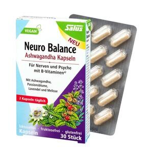 Salus  Neuro Balance Ashwagandha Kapseln