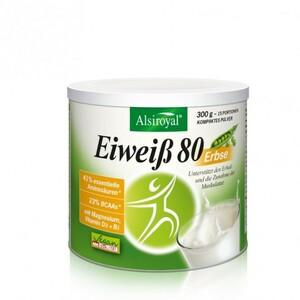Alsiroyal  Eiweiß 80 Erbse 300 g