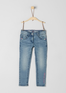 Skinny Kathy: Superstretch-Denim