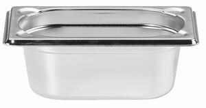 METRO Professional GN Behälter 1/9 Chrom-Nickel-Edelstahl 65 mm