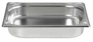 METRO Professional GN Behälter 2/3 Chrom-Nickel-Edelstahl 65 mm
