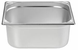 METRO Professional GN Behälter 2/3 Chrom-Nickel-Edelstahl 150 mm