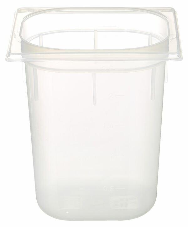 APS GN Behälter 1/6 Polypropylen (PP) 200 mm