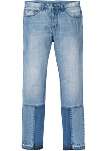 Jeans leicht verkürzt Regular Fit Tapered