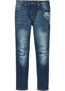 Stretch-Jeans Regular Fit Tapered