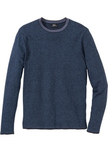 Pullover mit recycelter Baumwolle
