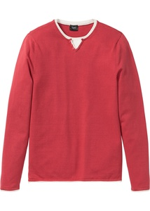 Pullover 2-in-1-Optik