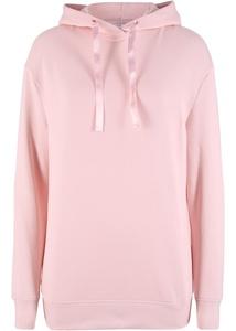 Sweatshirt mit glänzendem Band