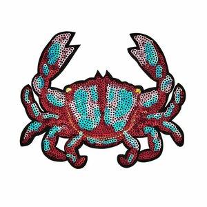 Krabbe selbstklebend