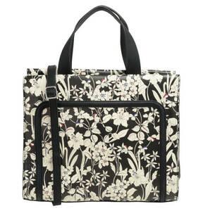 """ESPRIT             Handtasche """"Araceli"""", Kunstleder, Blumen-Print"""