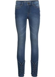 Super Skinny Jeans mit Schnürung