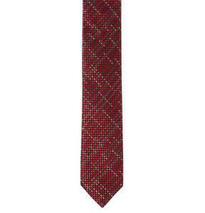 ROY ROBSON             Krawatte, reine Seide, gemustert