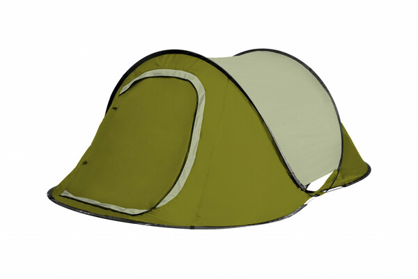 Bolan Pop UP Zelt, olive