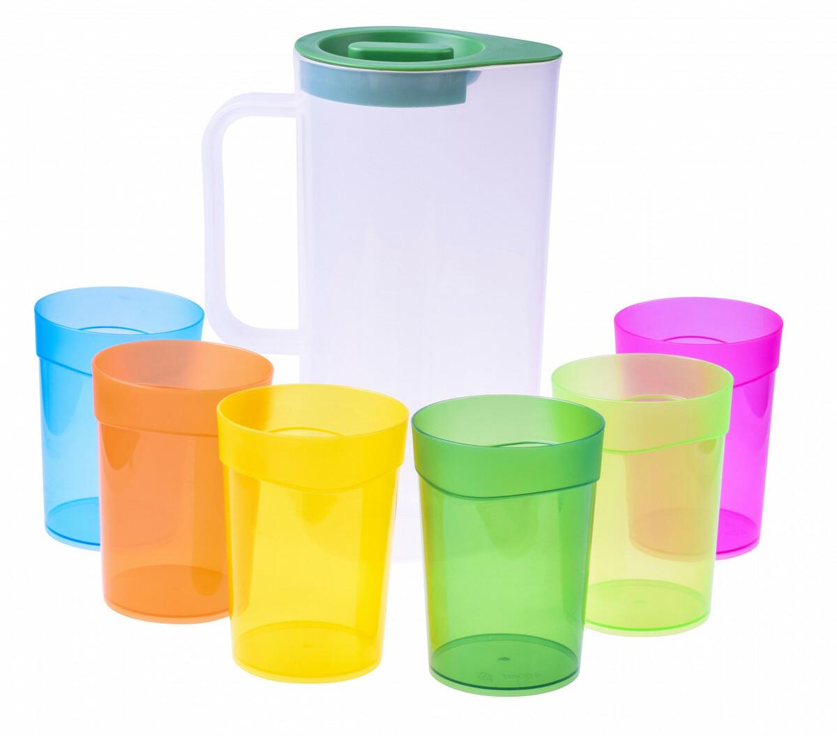 Bild 1 von Culinario Kanne mit 6 Gläsern