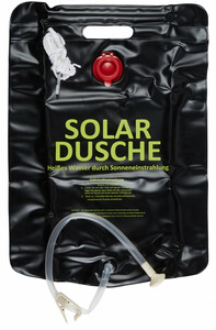 High Peak Solardusche ca. 25l