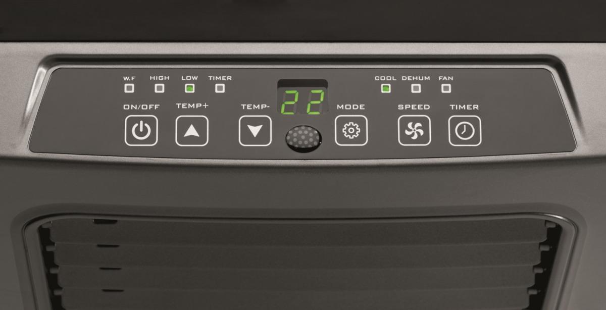 Bild 2 von Clatronic Klimagerät CL 3672 schwarz 8000 BTU/h