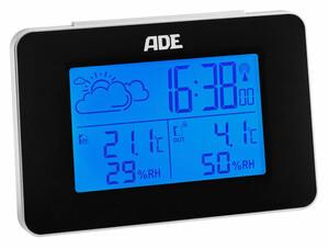 ADE Wetterstation mit Funk-Außensensor