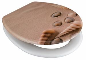 Home Ideas WC-Sitz Sand