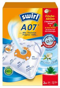 Swirl Staubsaugerbeutel A07 MicroPor Plus