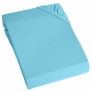 Home Ideas Living Spannbetttuch, blau