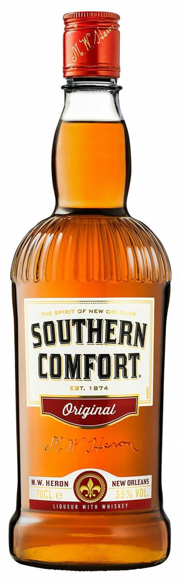 Bild 2 von Southern Comfort Original in Geschenkpackung mit Glas