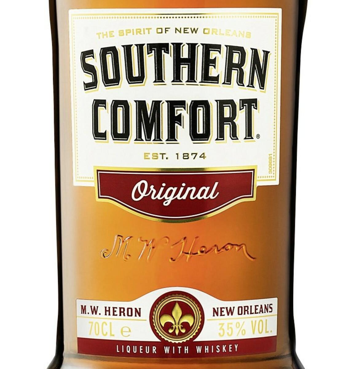 Bild 3 von Southern Comfort Original in Geschenkpackung mit Glas