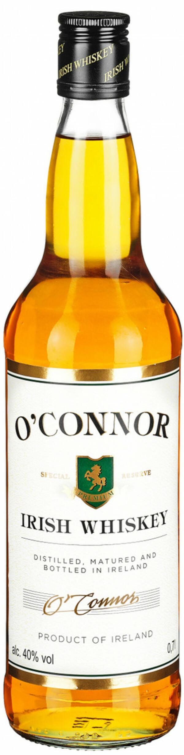 O'Connor Irish Whiskey