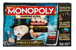 Hasbro Monopoly Banking Edition